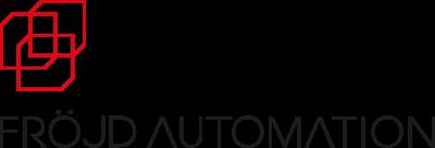 Fröjd Automation, logotype